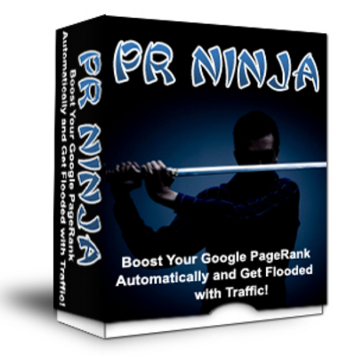 Product picture *NEW* PR Ninja - Boost Your PageRank SkyHigh